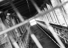 διάβαση πεζών Στοκ εικόνα με δικαίωμα ελεύθερης χρήσης