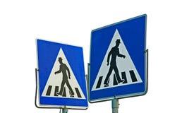 διάβαση πεζών Στοκ εικόνες με δικαίωμα ελεύθερης χρήσης