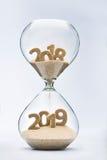 Διάβαση στο νέο έτος 2019