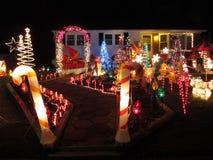 Διάβαση Χριστουγέννων στοκ εικόνα με δικαίωμα ελεύθερης χρήσης