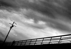 διάβαση Στοκ φωτογραφία με δικαίωμα ελεύθερης χρήσης