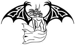 διάβολος διανυσματική απεικόνιση