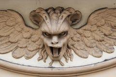 Διάβολος Harpy Στοκ φωτογραφία με δικαίωμα ελεύθερης χρήσης