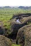 Διάβρωση βράχου. Ξεπερασμένος. Γεωλογικοί σχηματισμοί Στοκ εικόνες με δικαίωμα ελεύθερης χρήσης