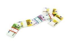 Διάγραμμα χρημάτων Στοκ φωτογραφία με δικαίωμα ελεύθερης χρήσης