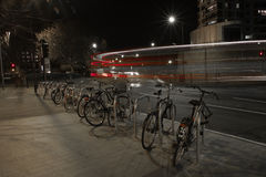 Διάδρομοι και ποδήλατα στοκ φωτογραφία με δικαίωμα ελεύθερης χρήσης