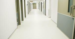 Διάδρομος ενός νοσοκομείου φιλμ μικρού μήκους