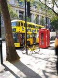 διάδρομος κίτρινος στοκ εικόνες με δικαίωμα ελεύθερης χρήσης