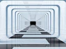διάδρομος πουθενά Στοκ φωτογραφίες με δικαίωμα ελεύθερης χρήσης