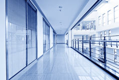 διάδρομος σύγχρονος απεικόνιση αποθεμάτων