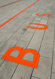 διάδρομος 2 καμία στάση Στοκ φωτογραφία με δικαίωμα ελεύθερης χρήσης