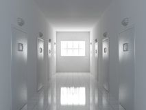 διάδρομος διανυσματική απεικόνιση