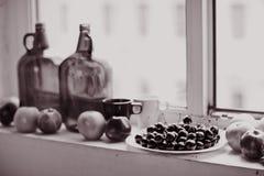 Διάθεση κερασιών Στοκ φωτογραφία με δικαίωμα ελεύθερης χρήσης