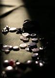 διάθεση κουμπιών Στοκ φωτογραφία με δικαίωμα ελεύθερης χρήσης