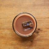 Διάθεση Cacaolat Στοκ φωτογραφία με δικαίωμα ελεύθερης χρήσης