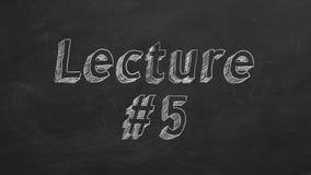 Διάλεξη 5 ελεύθερη απεικόνιση δικαιώματος