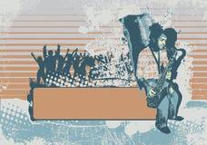 διάνυσμα ανασκόπησης grunge Στοκ φωτογραφία με δικαίωμα ελεύθερης χρήσης