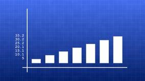 διάνυσμα απεικόνισης γραφικών παραστάσεων διαγραμμάτων διαγραμμάτων απεικόνιση αποθεμάτων