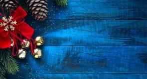 διάνυσμα απεικόνισης Χριστουγέννων eps10 εμβλημάτων Σχέδιο Χριστουγέννων υποβάθρου για το οριζόντιο christma στοκ φωτογραφίες με δικαίωμα ελεύθερης χρήσης