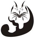 διάνυσμα γατών διανυσματική απεικόνιση