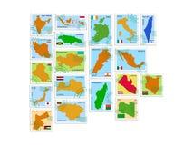 διάνυσμα γραμματοσήμων σ&upsi Στοκ εικόνα με δικαίωμα ελεύθερης χρήσης