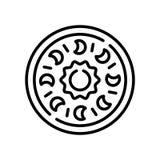 Διάνυσμα εικονιδίων Yusheng που απομονώνεται στο άσπρο υπόβαθρο, σημάδι Yusheng διανυσματική απεικόνιση