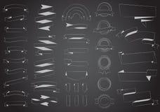 Διάνυσμα εμβλημάτων αυτοκόλλητων ετικεττών ετικεττών ετικετών Στοκ Εικόνες