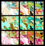 διάνυσμα ζωγραφικής Στοκ εικόνα με δικαίωμα ελεύθερης χρήσης