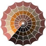 Διάνυσμα ιστών αράχνης Στοκ φωτογραφίες με δικαίωμα ελεύθερης χρήσης