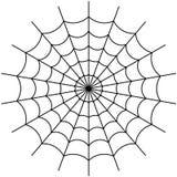 Διάνυσμα ιστών αράχνης Στοκ Εικόνες