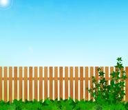 Διάνυσμα κήπων άνοιξη απεικόνιση αποθεμάτων