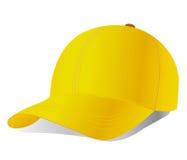 διάνυσμα καπέλων του μπέιζ Στοκ Εικόνες