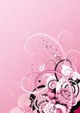 διάνυσμα καρδιών ανασκόπη&sig Στοκ Εικόνες