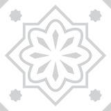 Διάνυσμα κεραμικών κεραμιδιών Στοκ Εικόνες