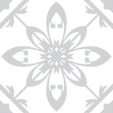 Διάνυσμα κεραμικών κεραμιδιών Στοκ Φωτογραφία