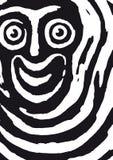 διάνυσμα κλόουν Στοκ εικόνες με δικαίωμα ελεύθερης χρήσης