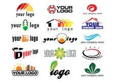διάνυσμα λογότυπων στοι&c Στοκ Φωτογραφίες