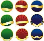 διάνυσμα λογότυπων Στοκ Εικόνες