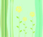 διάνυσμα λουλουδιών αν&a Στοκ εικόνες με δικαίωμα ελεύθερης χρήσης
