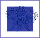 διάνυσμα λουλουδιών Στοκ φωτογραφία με δικαίωμα ελεύθερης χρήσης