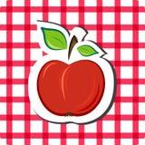 διάνυσμα μήλων διανυσματική απεικόνιση