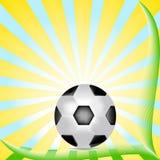 διάνυσμα ποδοσφαίρου απ ελεύθερη απεικόνιση δικαιώματος