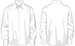 διάνυσμα πουκάμισων απε&iota Ελεύθερη απεικόνιση δικαιώματος