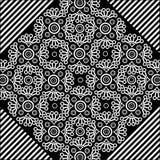 διάνυσμα προτύπων δαντελ&lam διανυσματική απεικόνιση