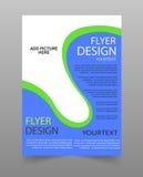 Διάνυσμα προτύπων σχεδίου ιπτάμενων Αφίσα επιχειρησιακών περιοδικών εκθέσεων φυλλάδιων Στοκ εικόνες με δικαίωμα ελεύθερης χρήσης