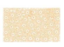 Διάνυσμα προτύπων υποβάθρου λουλουδιών Στοκ Εικόνες