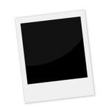 Διάνυσμα πλαισίων φωτογραφιών Στοκ φωτογραφία με δικαίωμα ελεύθερης χρήσης