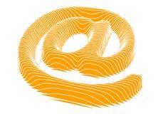 διάνυσμα σημαδιών ηλεκτρ&om Στοκ εικόνες με δικαίωμα ελεύθερης χρήσης