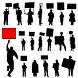 διάνυσμα σημαδιών κατόχων Στοκ φωτογραφίες με δικαίωμα ελεύθερης χρήσης