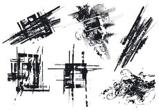 διάνυσμα στοιχείων σχεδίου Στοκ Φωτογραφία